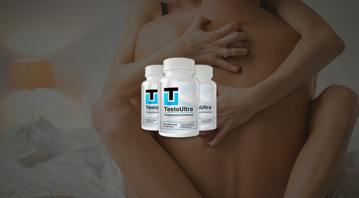 Testo Ultra Testosteron Enhancer Pills - Hur Det Fungerar