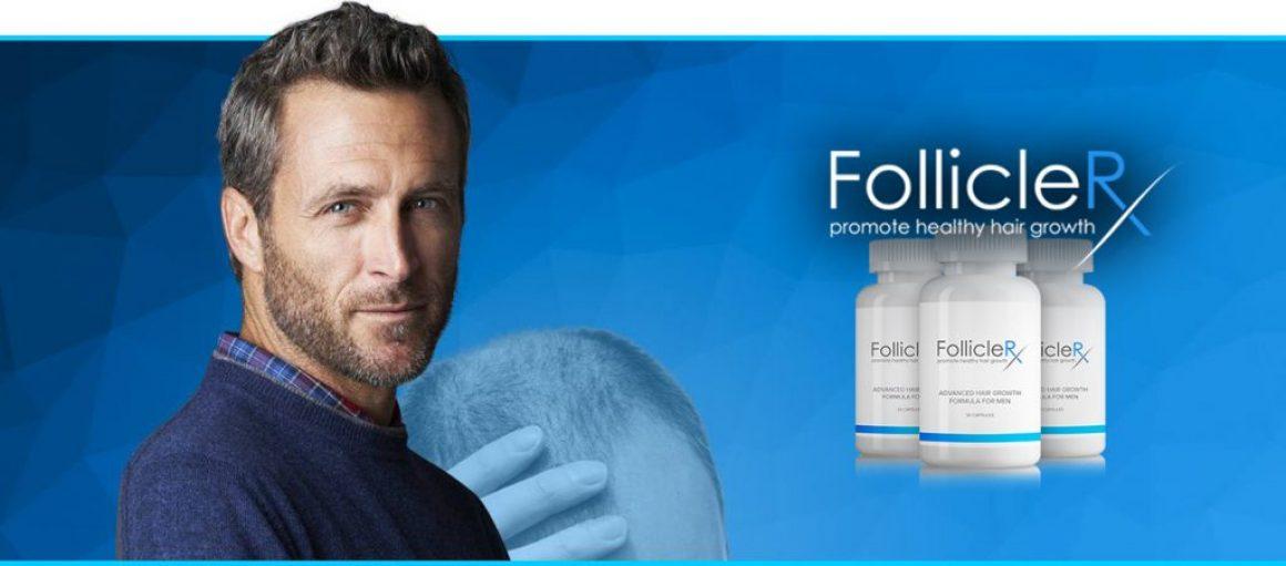Follicle Rx piller hjälper att återställa hår på några få veckor