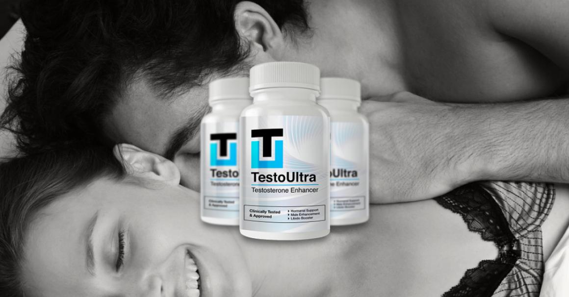 Testo Ultra Funktioner 3 Ingredienser för hälsosam hormonbalans