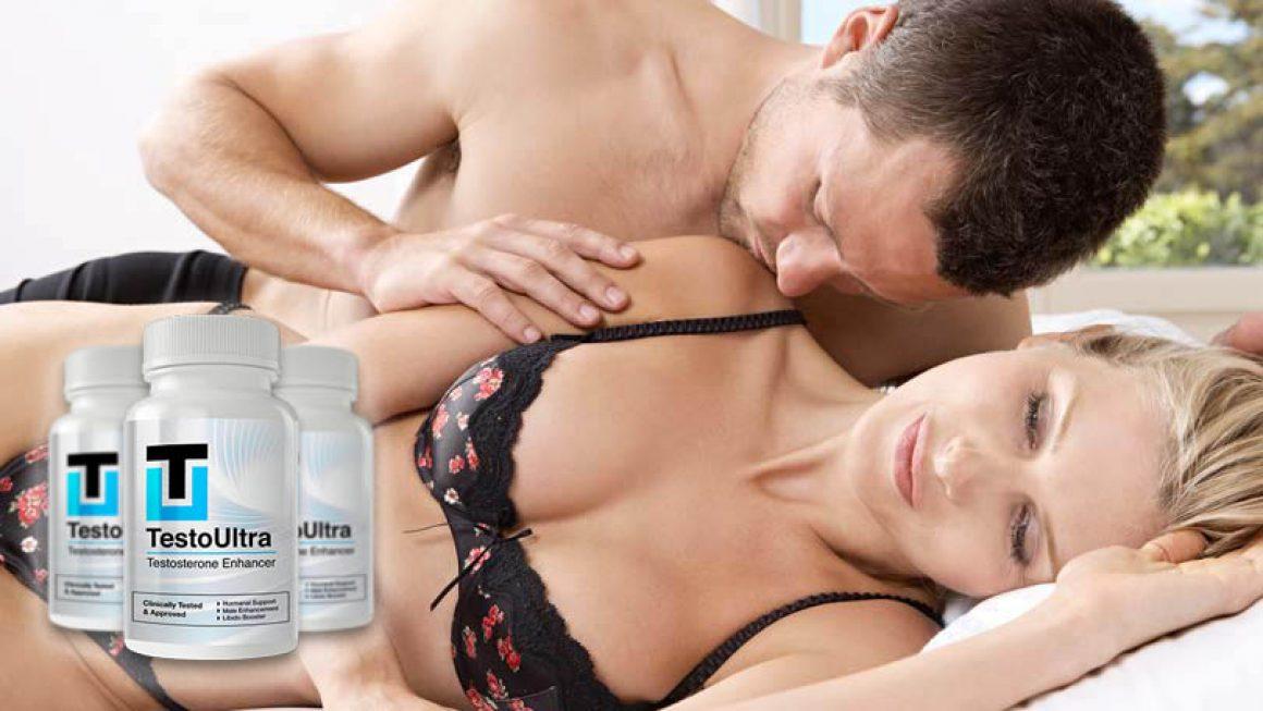 Testo Ultra Libido Enhancer Review - Allt du behöver veta