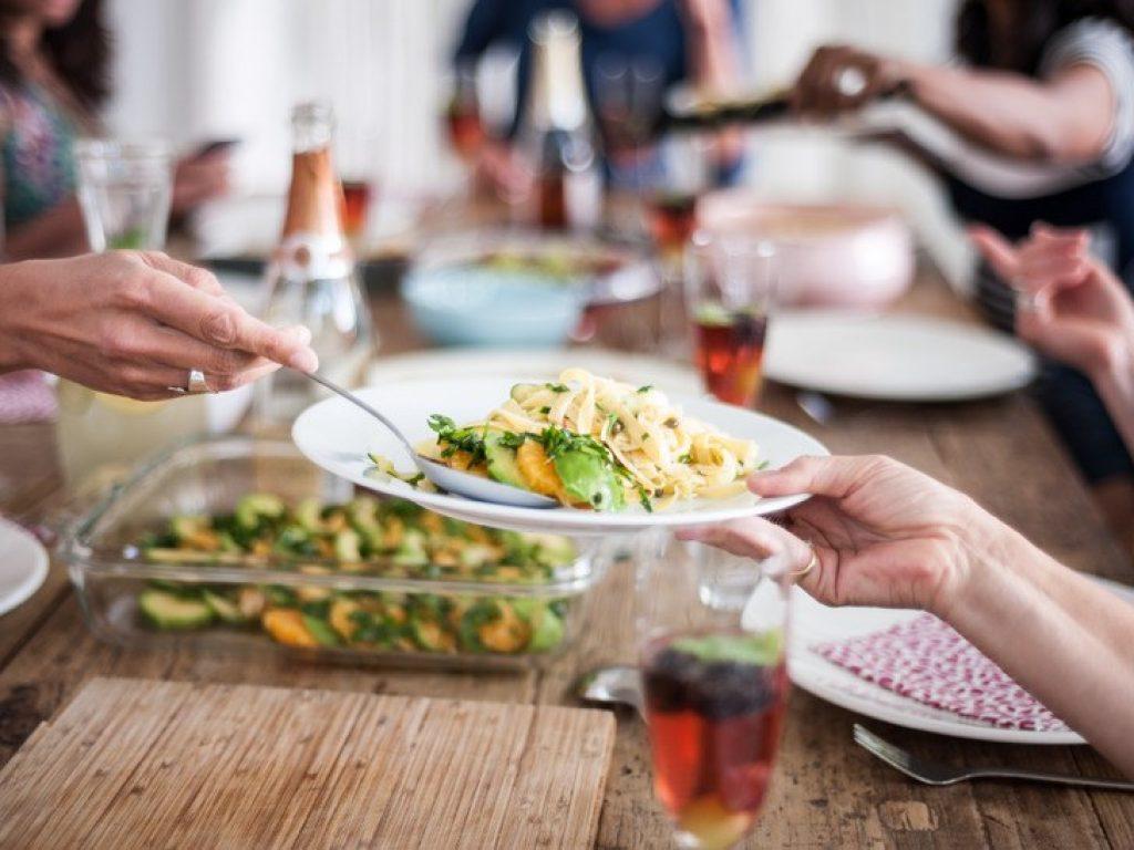 Hur man äter hälsosamt varje dag