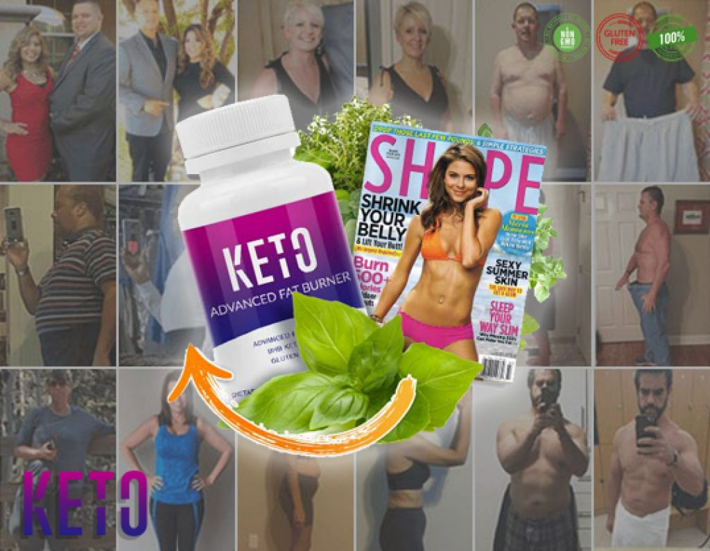 Keto Advanced Fat Burner i Sverige Priser, Köp och Recensioner